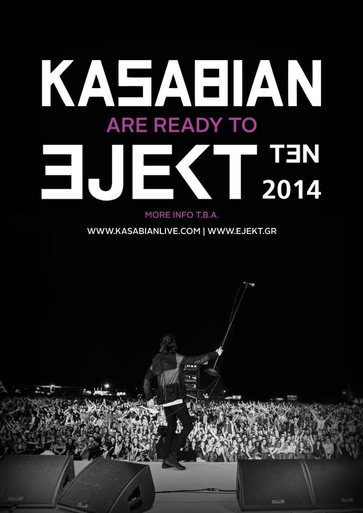 CASABIAN EJECT 2014