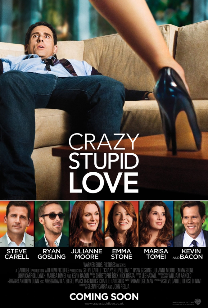 Crazy, Stupid, Love 2011 - poster