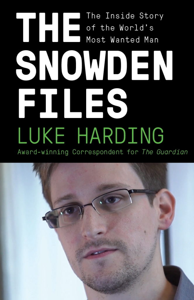 Books-Snowden Files
