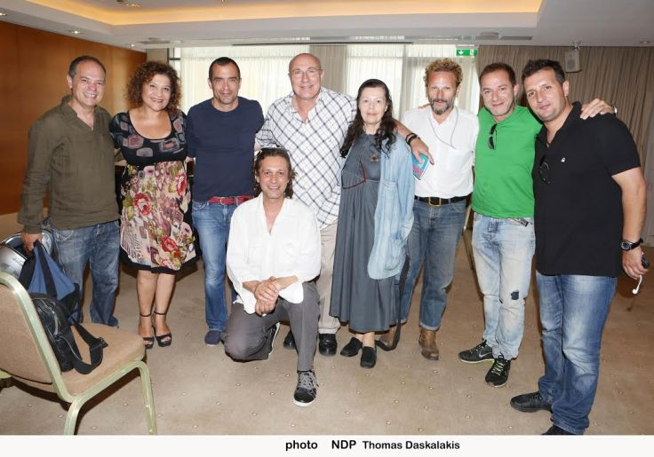 festival epidavrou 2014 press conference hilton 01
