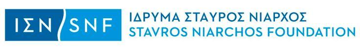 IDRYMA STAVROS NIARCHOS LOGO