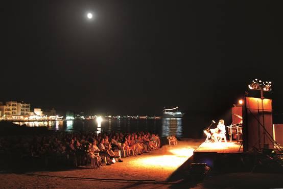 9o DIETHNES MOUSIKO FESTIVAL AIGINAS