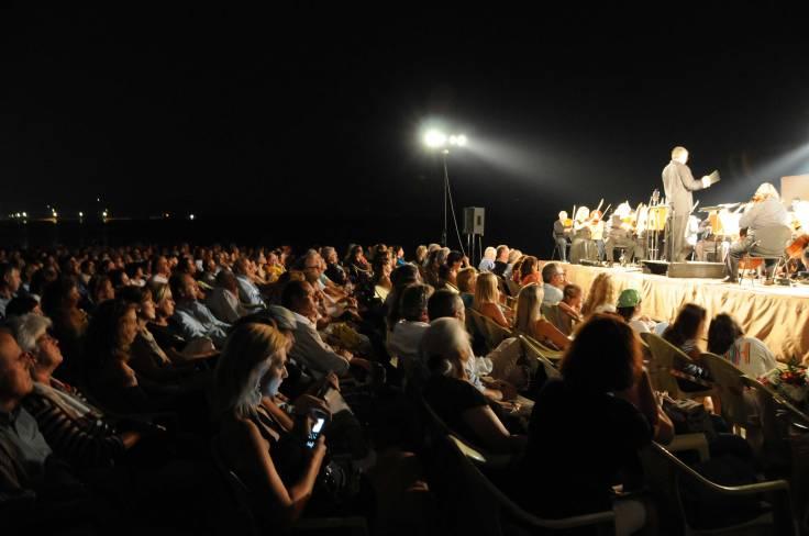 Paralia Avras, KOA - Arxeio Aegina Music Festival 2009  @kubenas