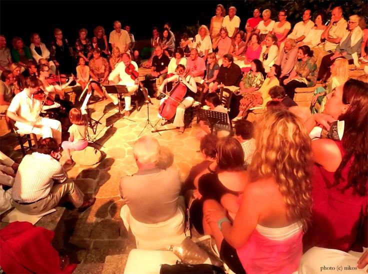 Paxeia Raxi, Arxeio Aegina Music Festival 2013