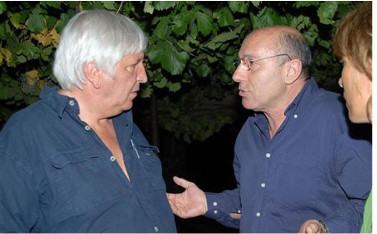 Matthias Langhoff giorgos loukos