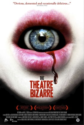 THE THEATRE BIZARRE +