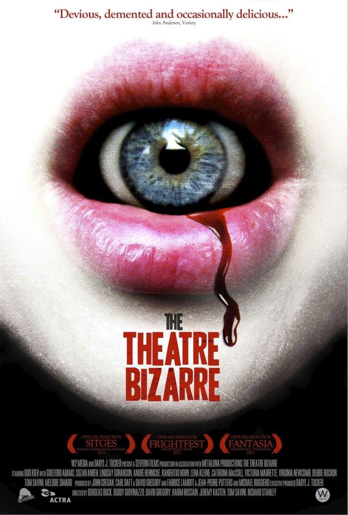 THE THEATRE BIZARRE +