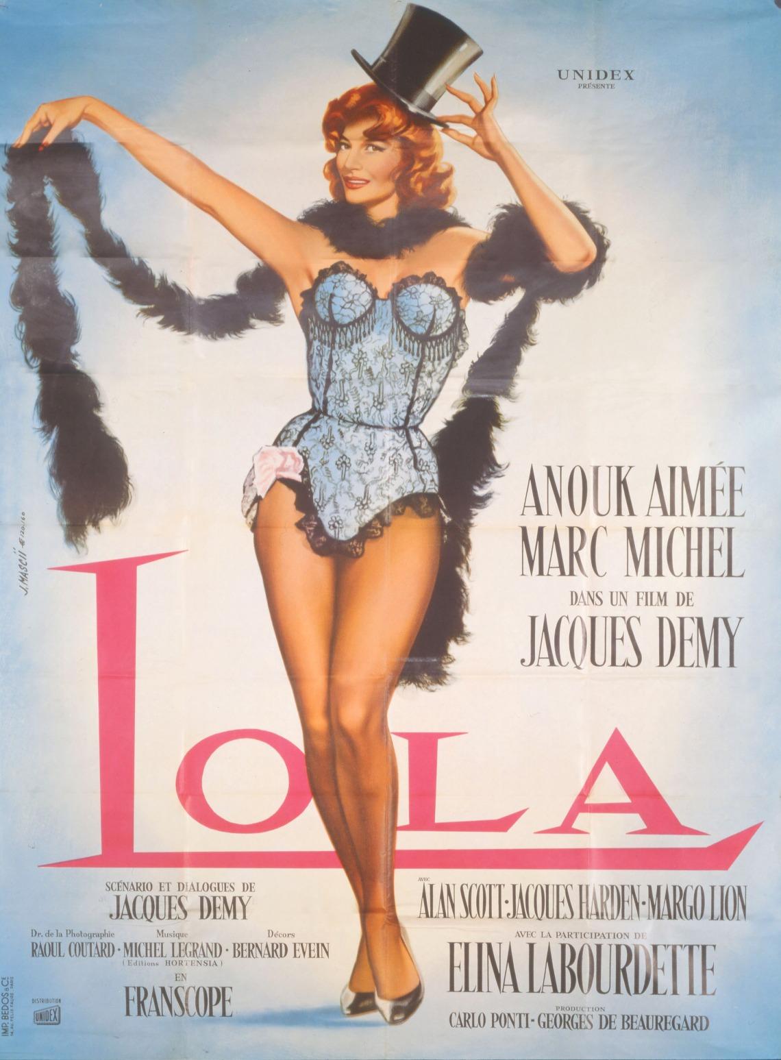 Affiche-Lola-original-1961