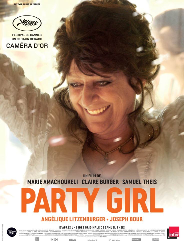 Party_girl poster