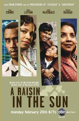 a raisin in the sun the A raisin in the sun by lorraine hansberry is a play that displays housing discrimination in chicago during the 1950s housing.