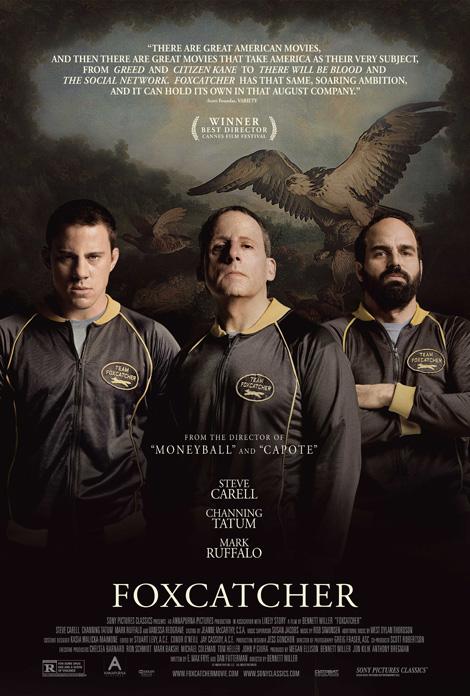 Foxcatcher (2014) 01