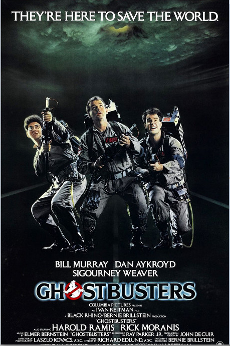 GHOSTBUSTERS 1+