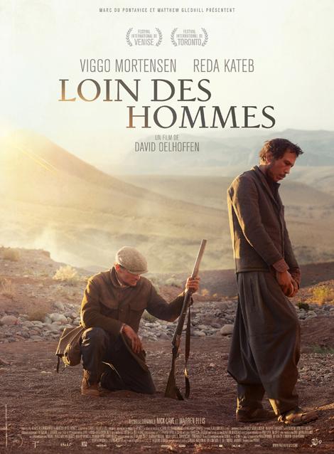 Loin des Hommes Poster