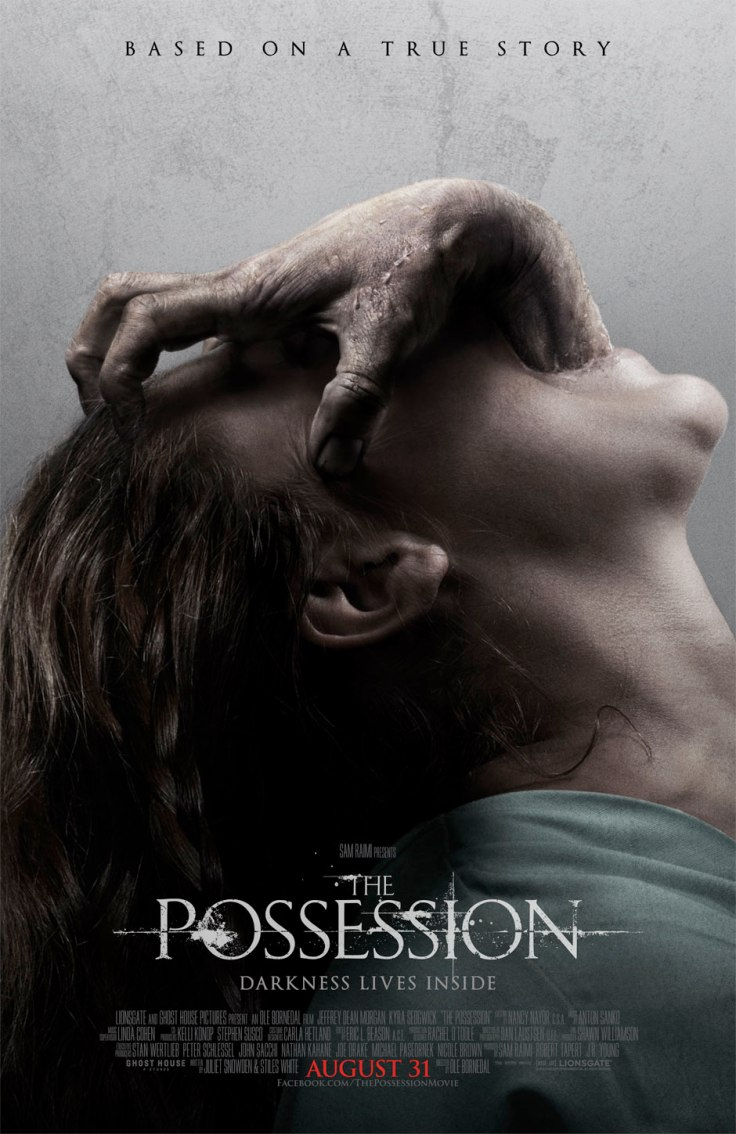 The Possession 2012 Poster