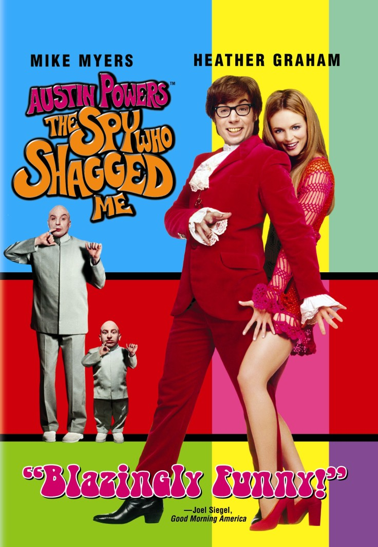 Austin Powers The Spy Who Shagged Me