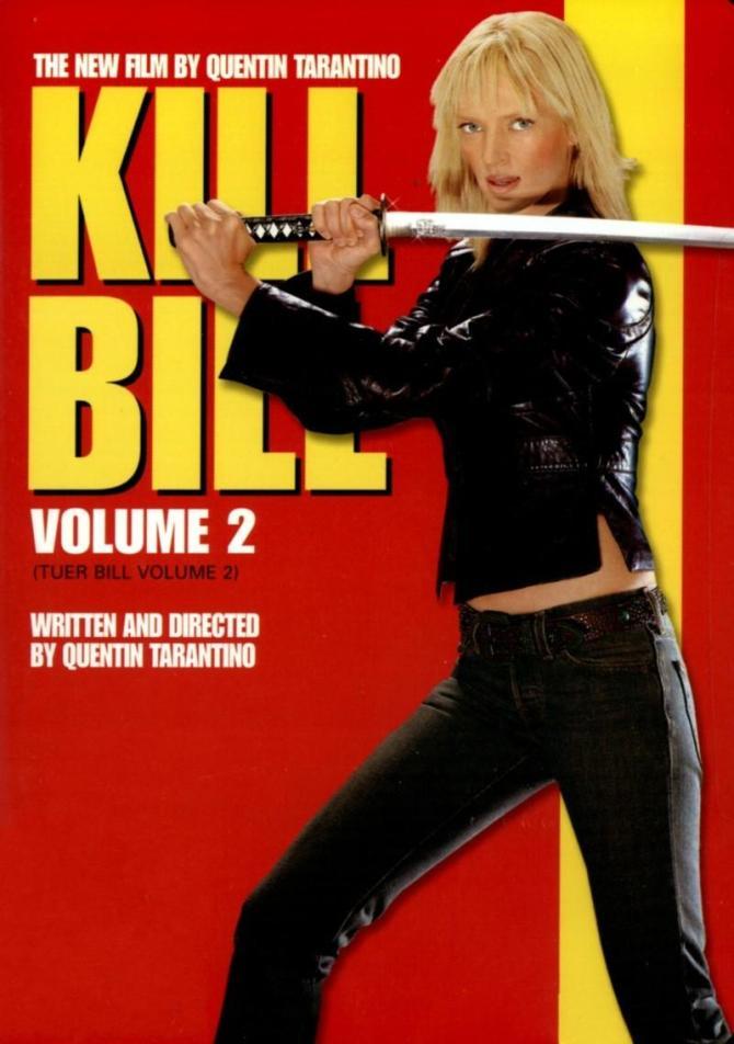 Kill Bill Poster 2