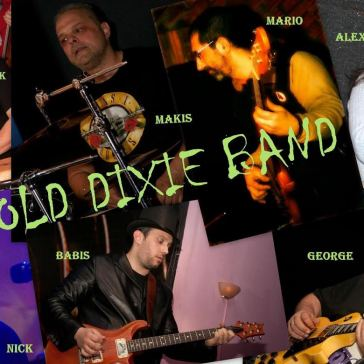 old dixie band