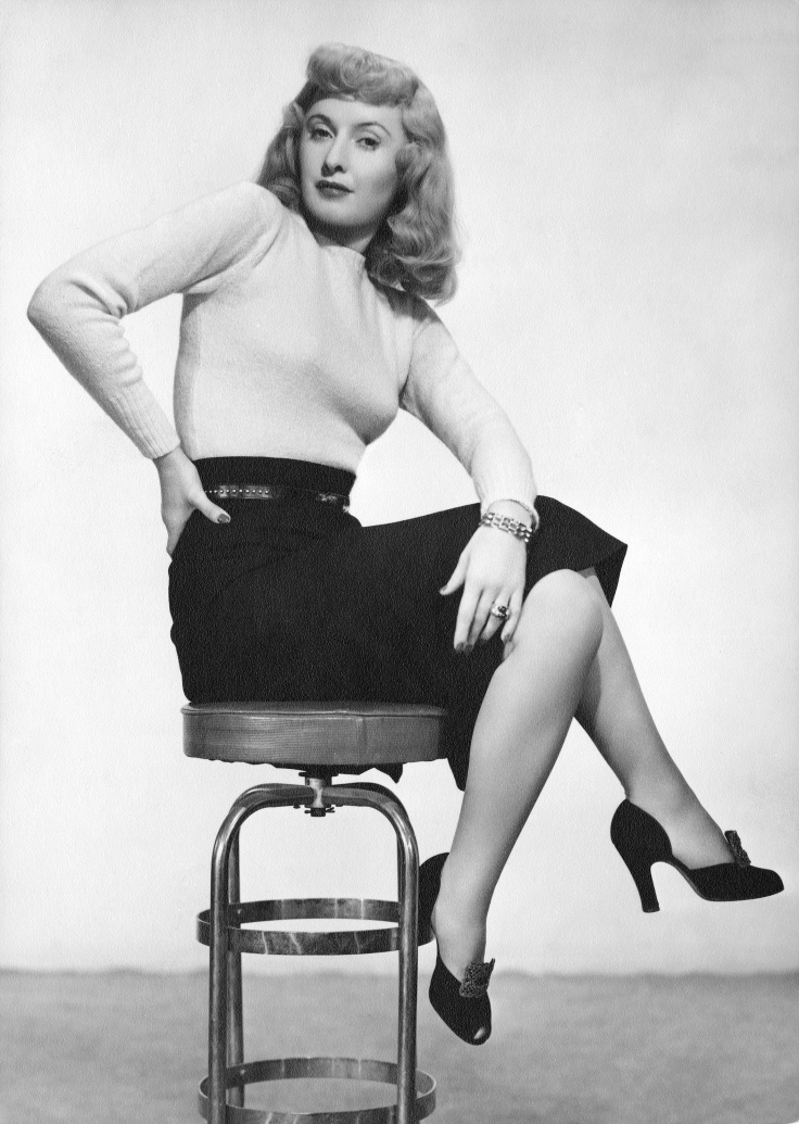 Stanwyck  Barbara (Double Indemnity)