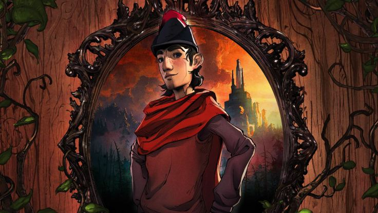 King's Quest – Chapter I A Knight to Remember 01