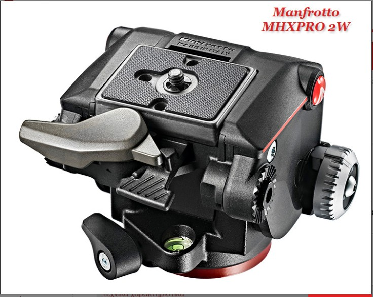 Manfrotto MHXPRO 2W 01