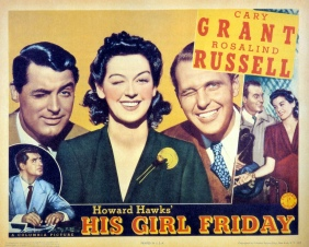 Poster-His-Girl-Friday
