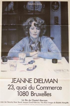 JEANNE DIELMAN - French Poster by Liz Bijl