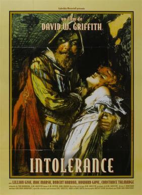 Poster - Intolerance (Medium)