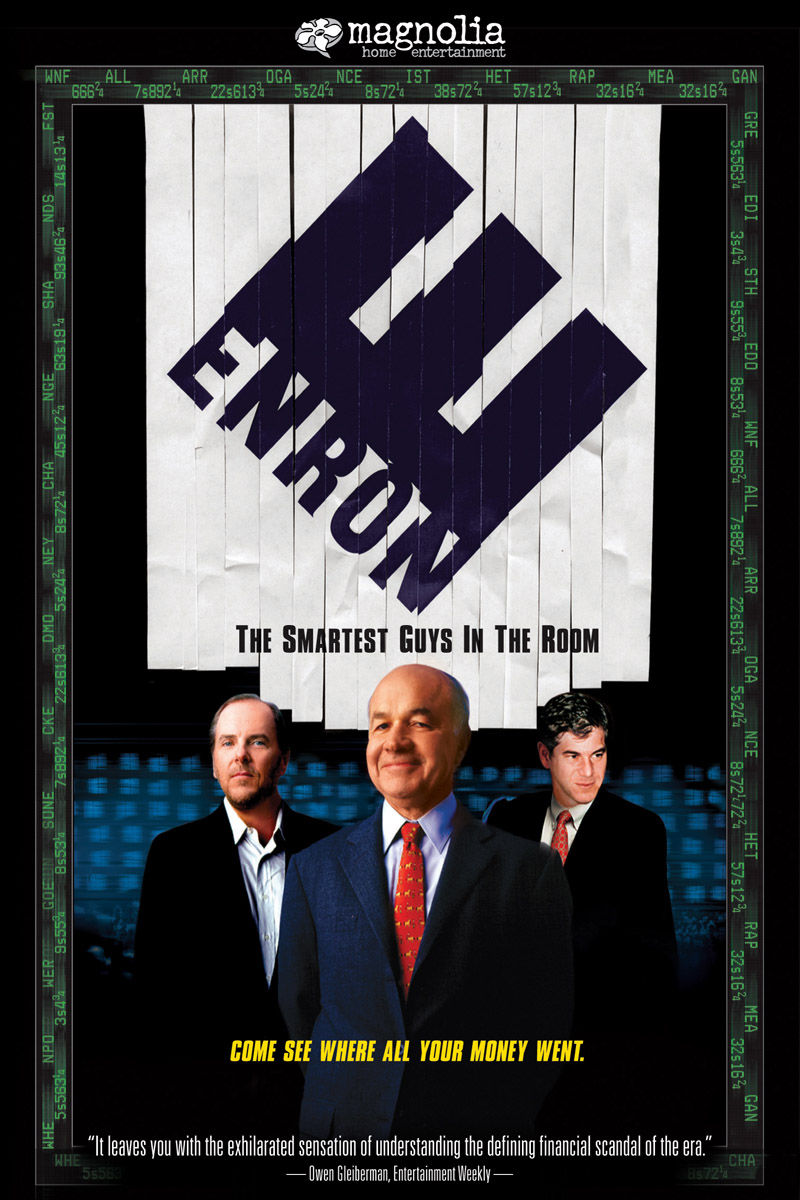 ENRON THE SMARTEST GUYS IN THE ROOM