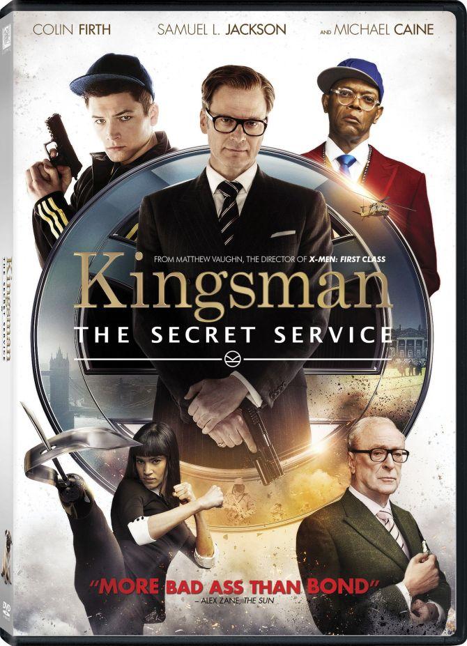 kingsman-secret-service poster
