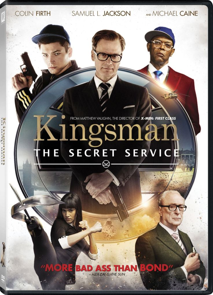 kingsman-secret-service poster