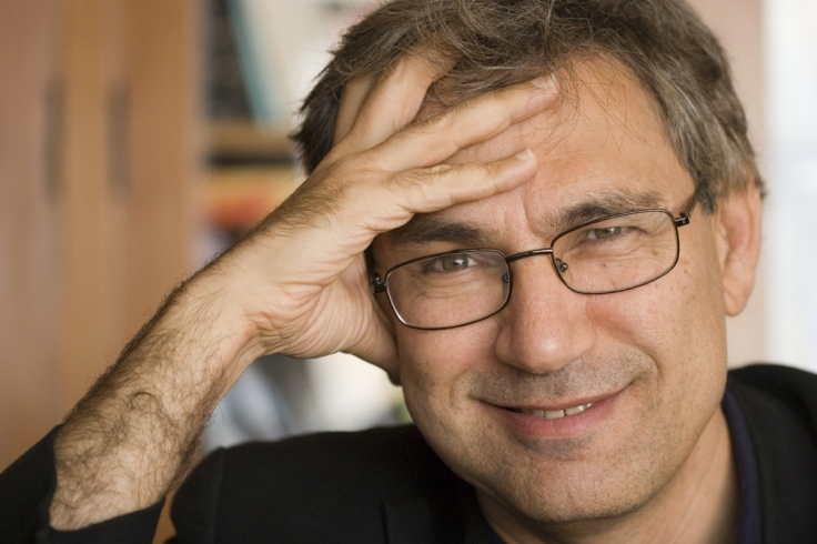 Orhan PAMUK, turkish novelist