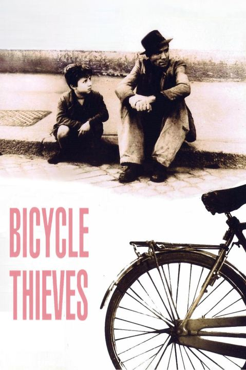 bicycle thieves poster-