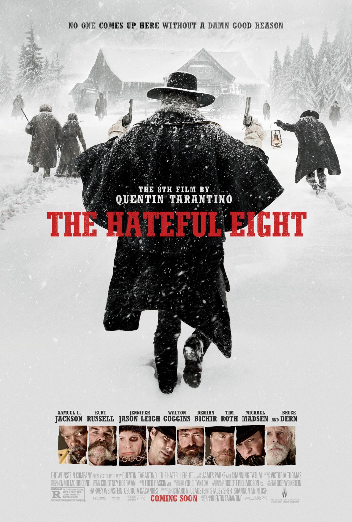 The Hateful Eight poster 01