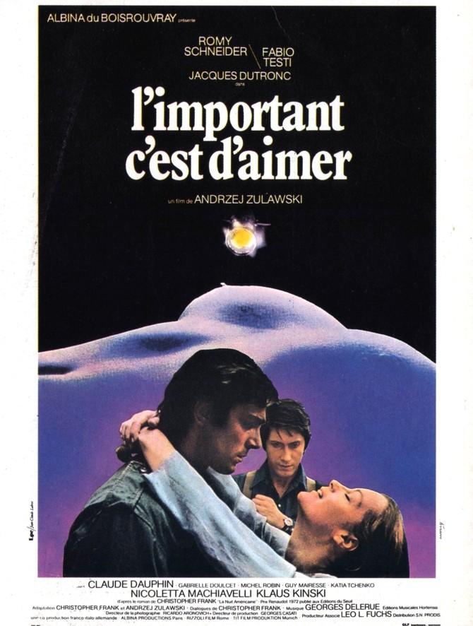 L_IMPORTANT_C_EST_D_AIMER-Poster