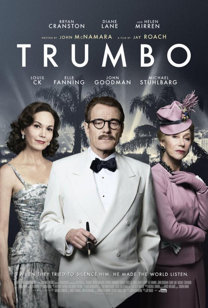 Trumbo poster