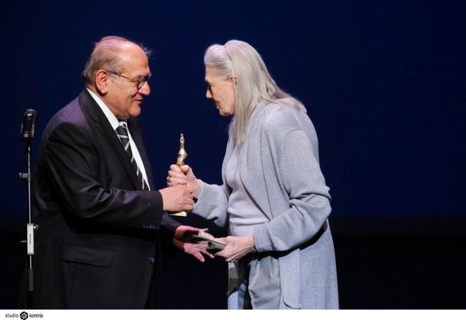 Βραβεία Ελληνικής Ακαδημίας Κινηματογράφου 2016 ΣΤΕΓΗ ΓΡΑΜΜΑΤΩΝ ΚΑΙ ΤΕΧΝΩΝ