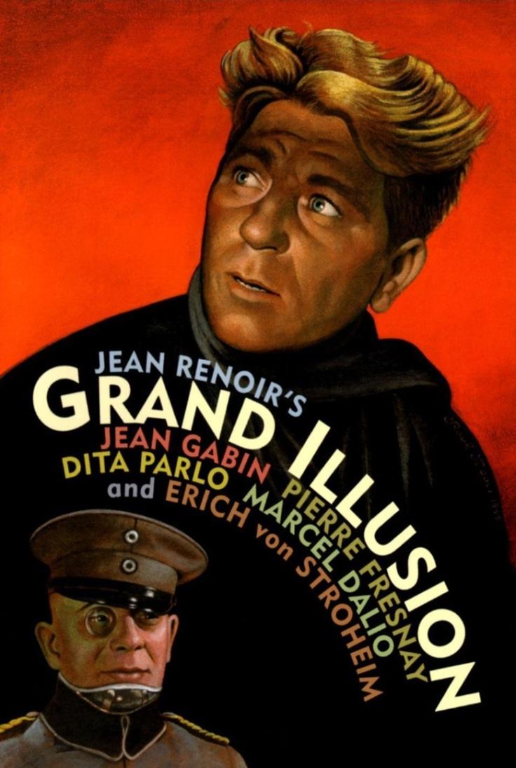 LA GRANDE ILLUSION poster 01