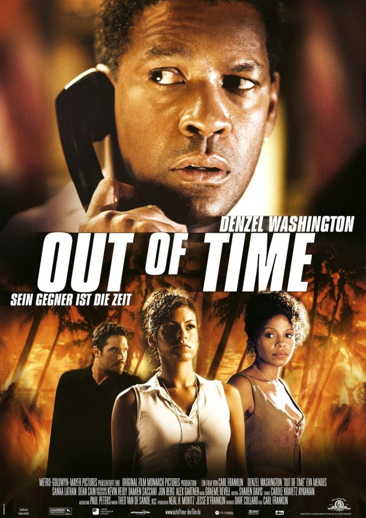 out of time-poster