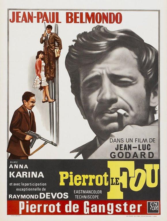 PIERROT LE FOU poster 04