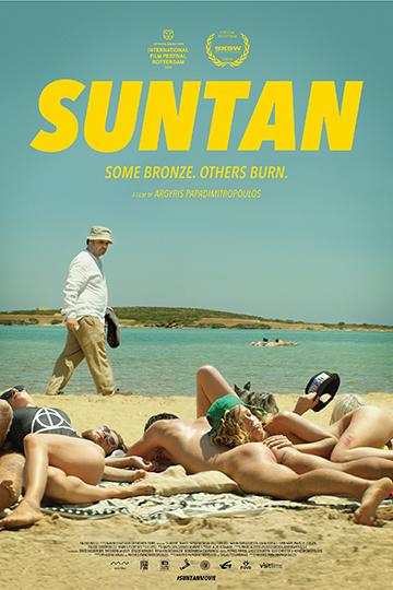 SUNTAN-Poster