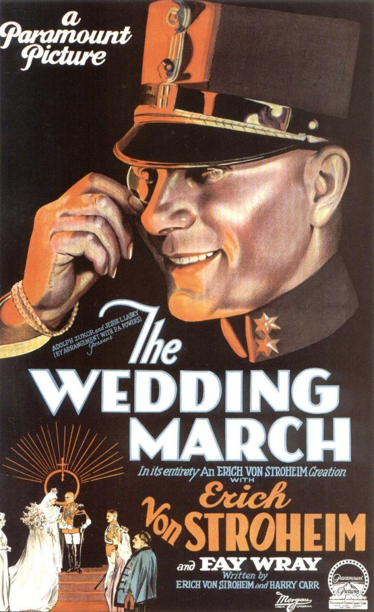 1928 The Wedding March