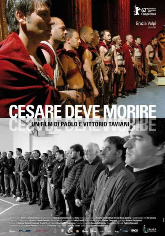 Cesare Deve Morire_Poster