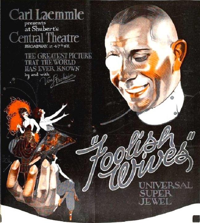 foolish-wives poster
