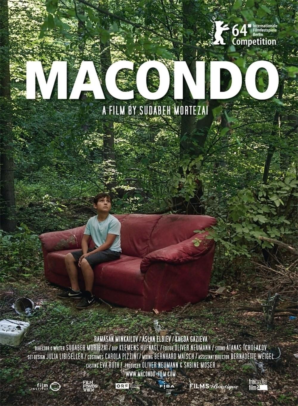 Macondo-Poster