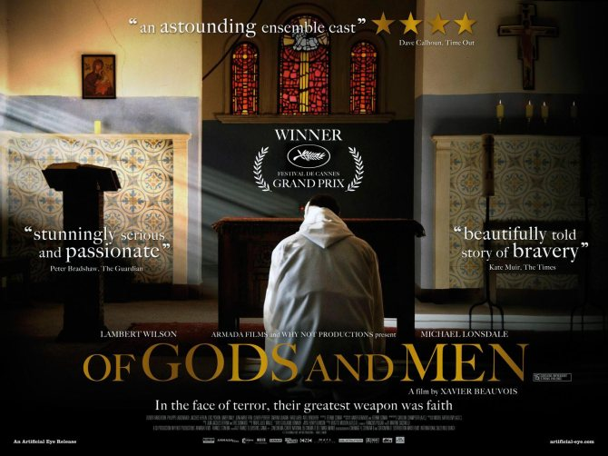 Of Gods And Men-Poster