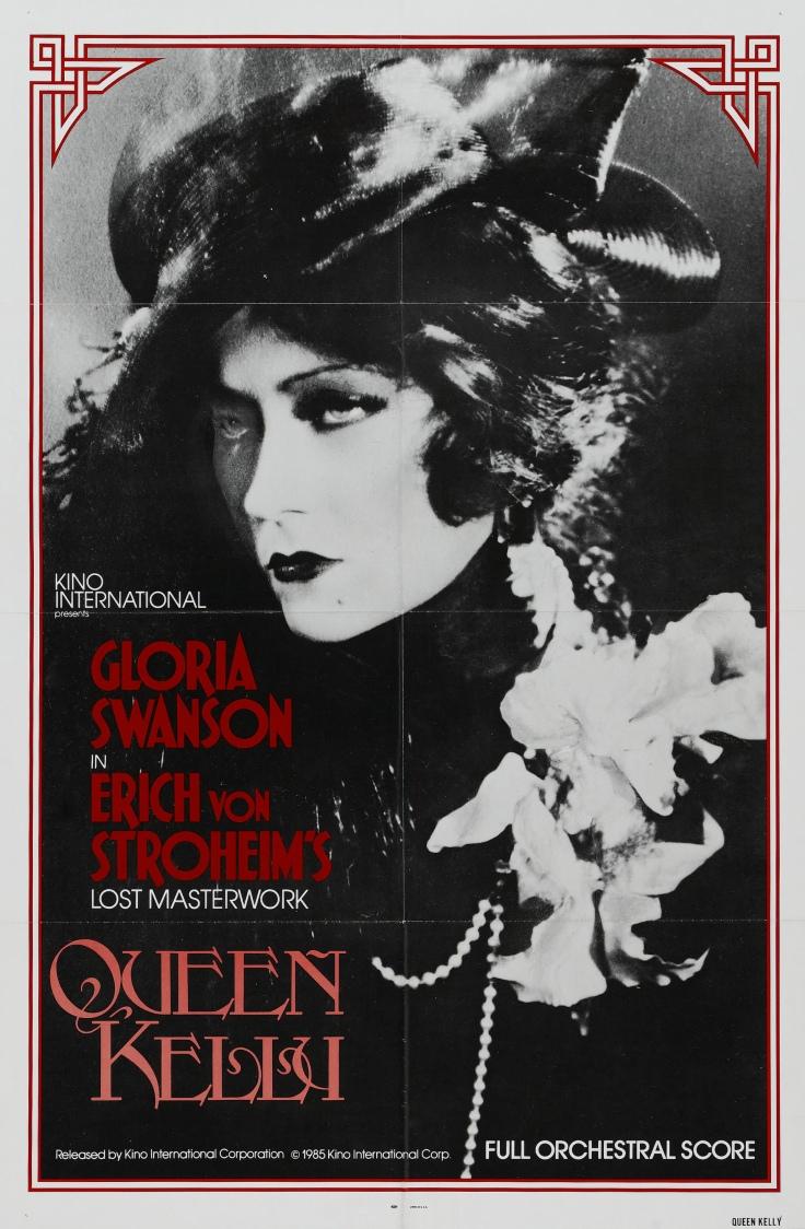 Poster - Queen Kelly_01