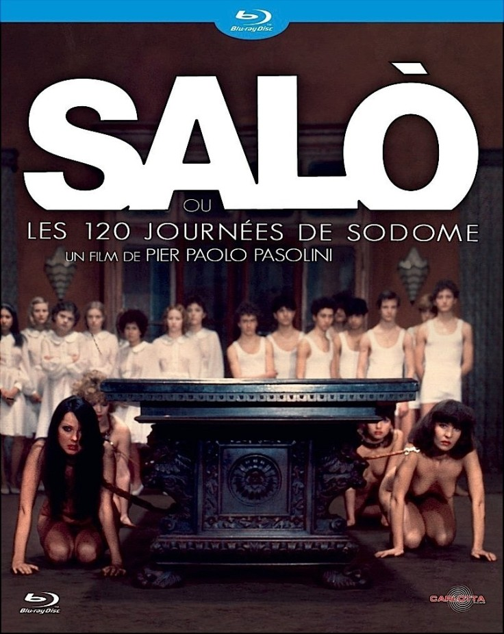 Salo the 120 Days of Sodom1975