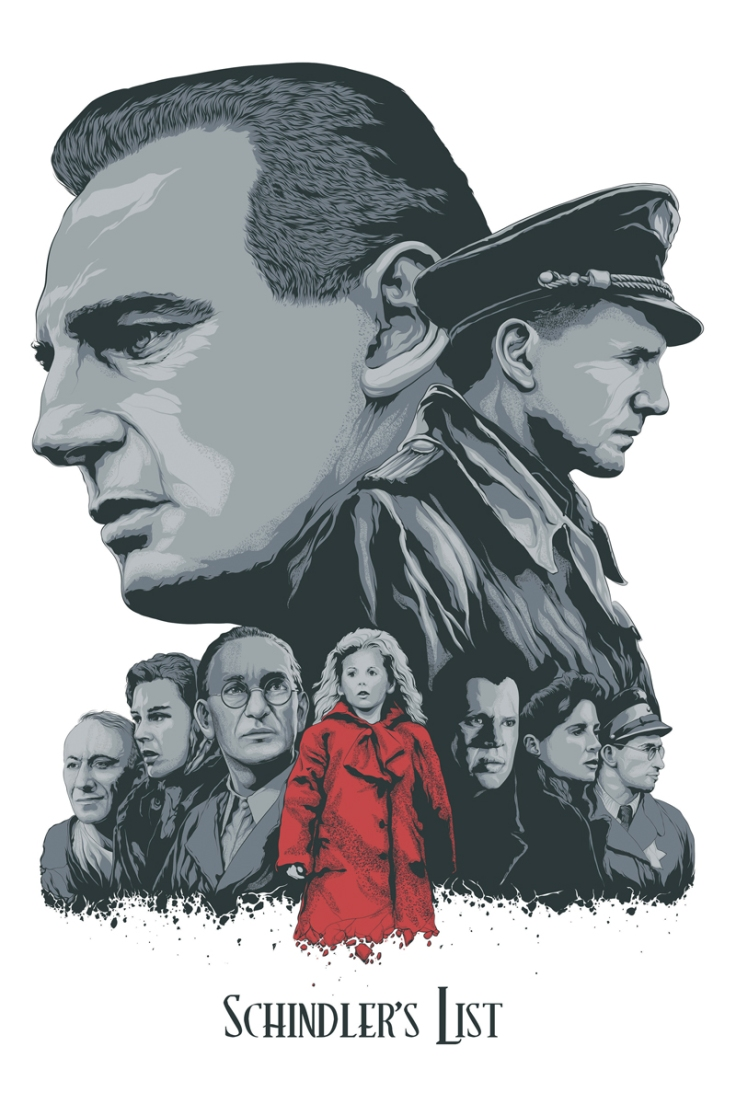 Schindlers-List-Poster 03