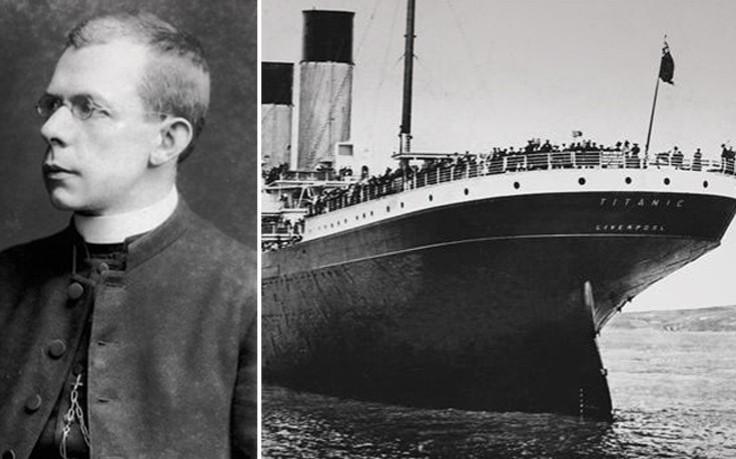 Thomas Byles - titanic