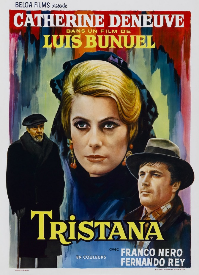 Tristana poster_01